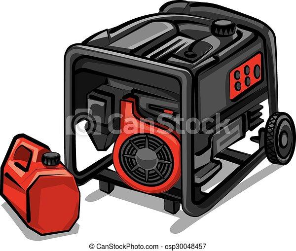Generador - csp30048457
