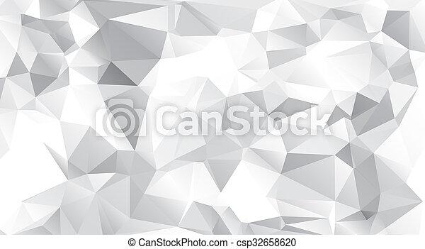 Trasfondo geométrico de diamantes - csp32658620