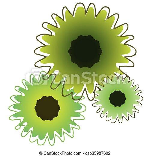 Girasoles - csp35987602