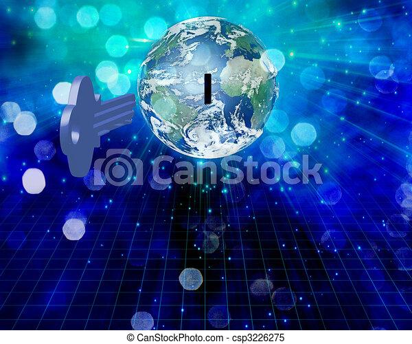 Llave global - csp3226275