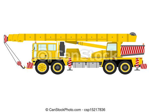 Crane - csp15217836