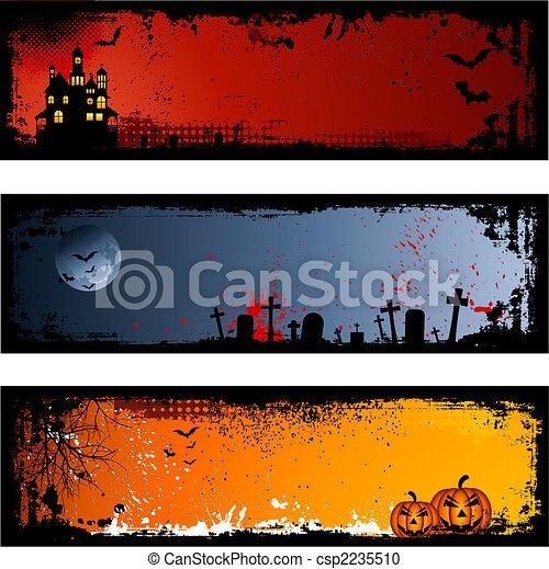Antecedentes de Halloween - csp2235510