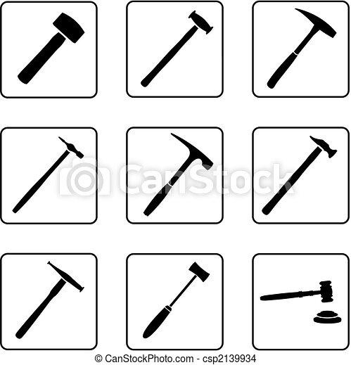 Hammers 2 - csp2139934