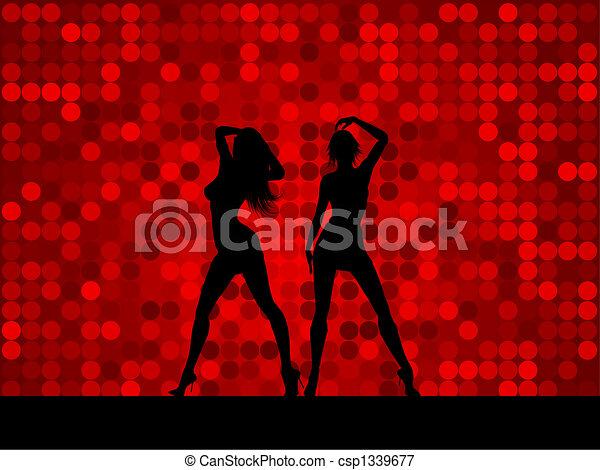 Mujeres sexys - csp1339677