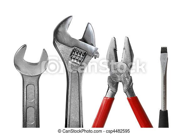 Lista de herramientas - csp4482595