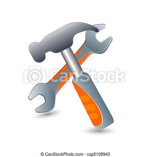 iconos de herramientas - csp5108943