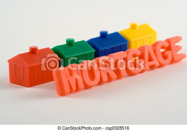 Hipoteca - csp0328516