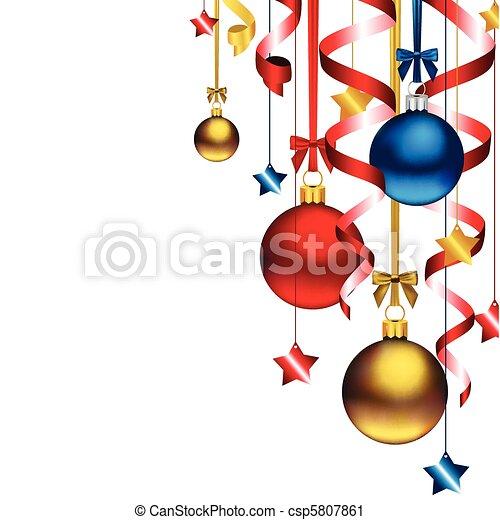 Historia de Navidad - csp5807861