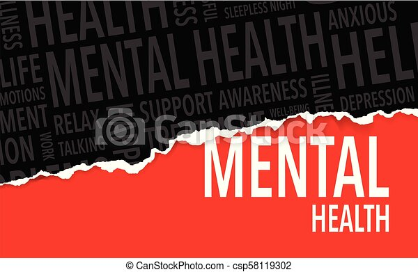 Historial de salud mental - csp58119302