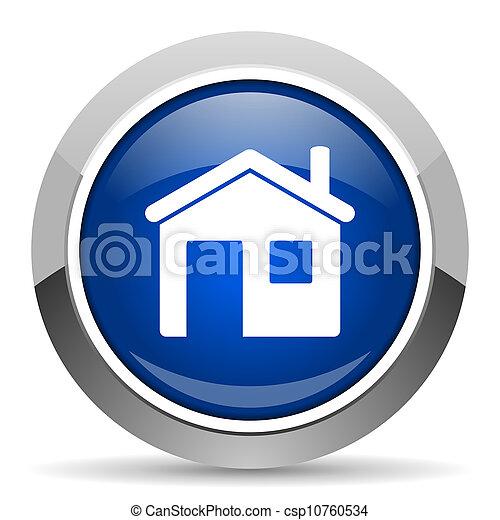 Un icono casero - csp10760534
