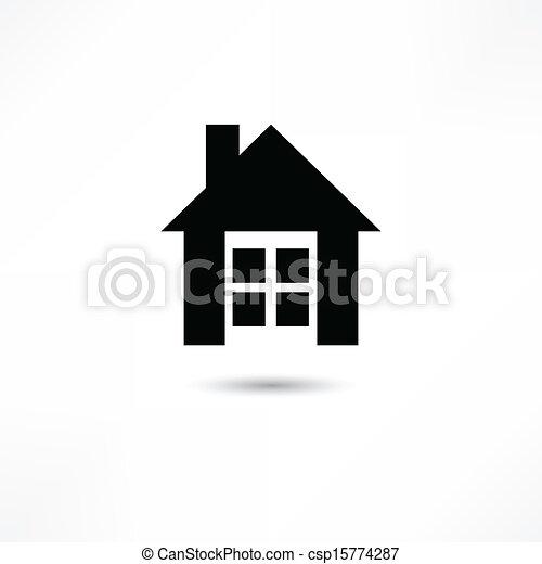 Un icono casero - csp15774287