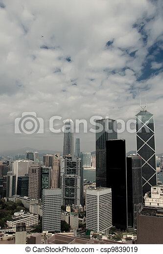 Hong Kong - csp9839019