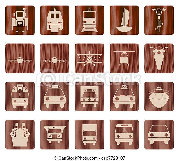 Identificación del transporte - csp7723107