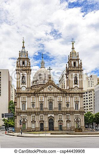 Iglesia Candelaria - csp44439908