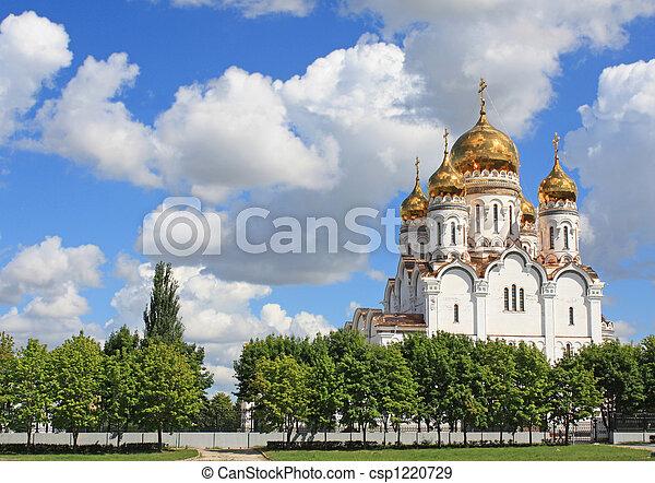 Iglesia ortodoxa rusa - csp1220729