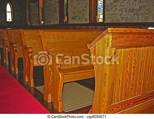 Peces de iglesia - csp0055671
