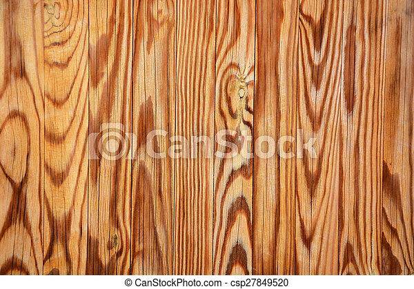Textura de madera. La foto puede ser usada como fondo - csp27849520
