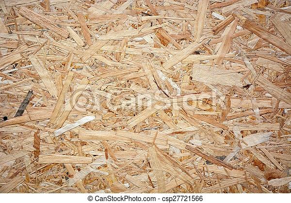 Plywood. La foto puede ser usada como fondo - csp27721566