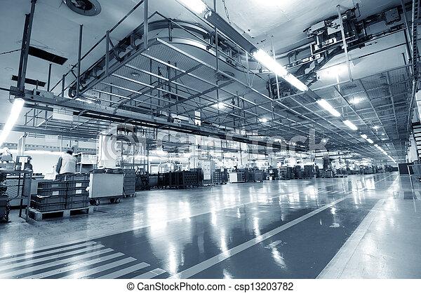 Espacio industrial - csp13203782