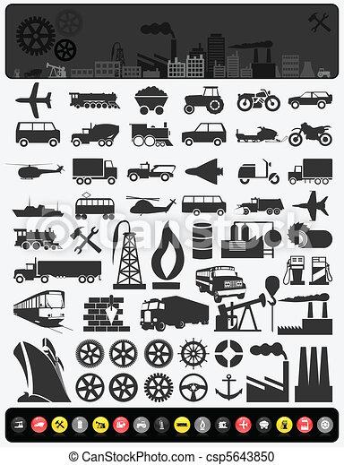 iconos industriales 3 - csp5643850