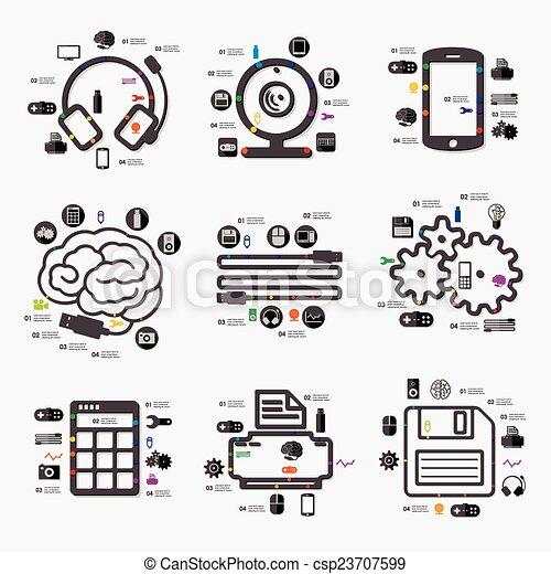 Información tecnológica - csp23707599