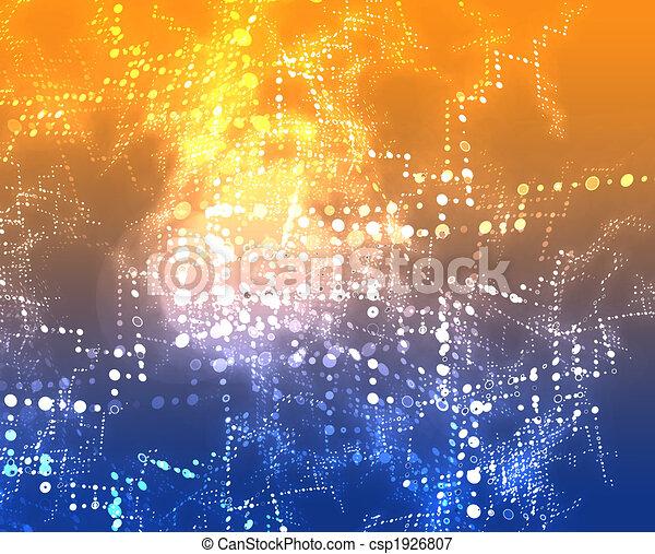 Intercambio de información - csp1926807