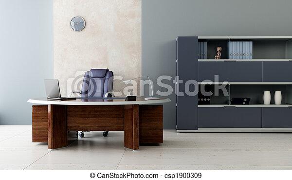 Interior moderno - csp1900309