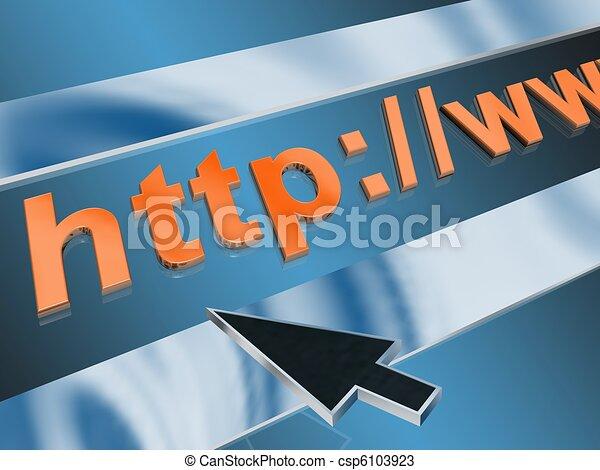Internet - csp6103923
