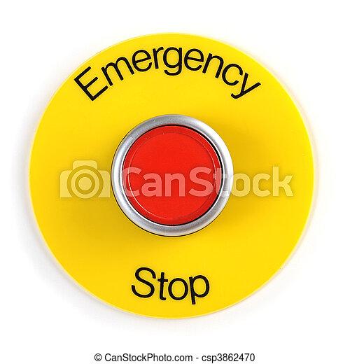 Interruptor de emergencia - csp3862470