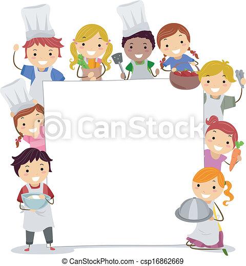 Junta de cocina - csp16862669