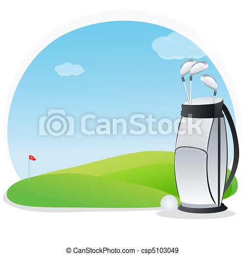 Kit de golf - csp5103049