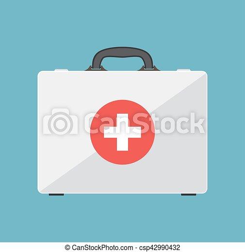 Kit de primeros auxilios. - csp42990432