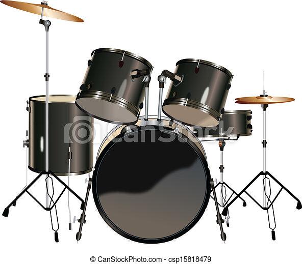 Kit de tambor - csp15818479