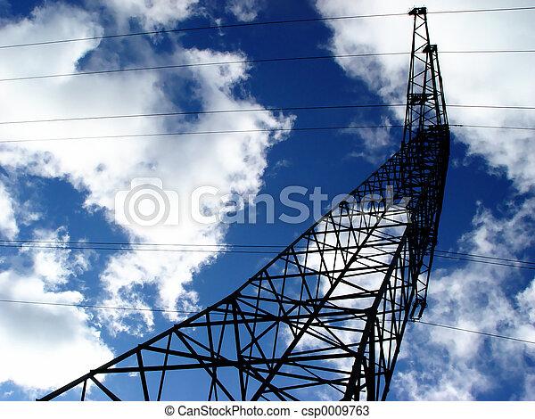 Línea de energía - csp0009763
