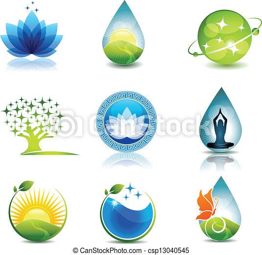 La naturaleza y la salud - csp13040545