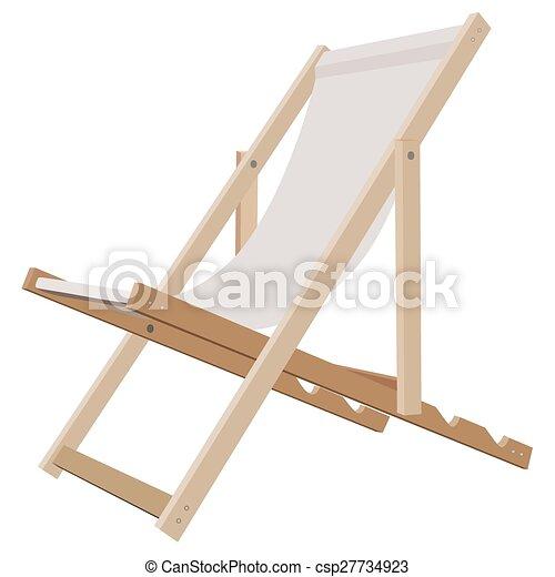 La silla del salón - csp27734923