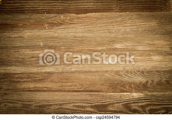 La vieja textura de madera con patrones naturales - csp24594794