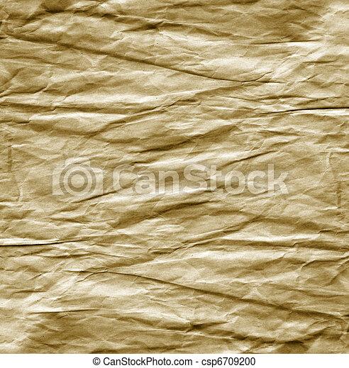 La vieja textura de papel - csp6709200