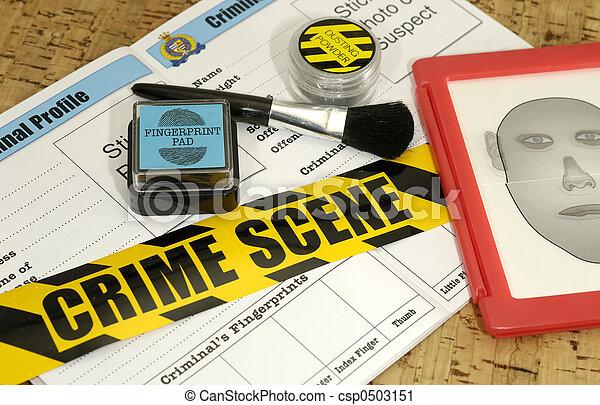 Laboratorio criminalístico - csp0503151