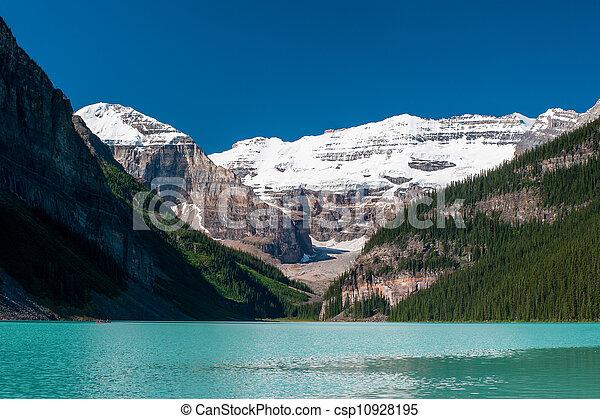 Lago Louise - csp10928195
