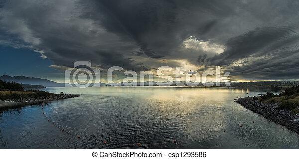 Lake te anau - csp1293586