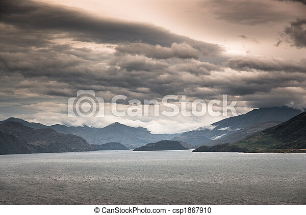 Lake wanaka - csp1867910