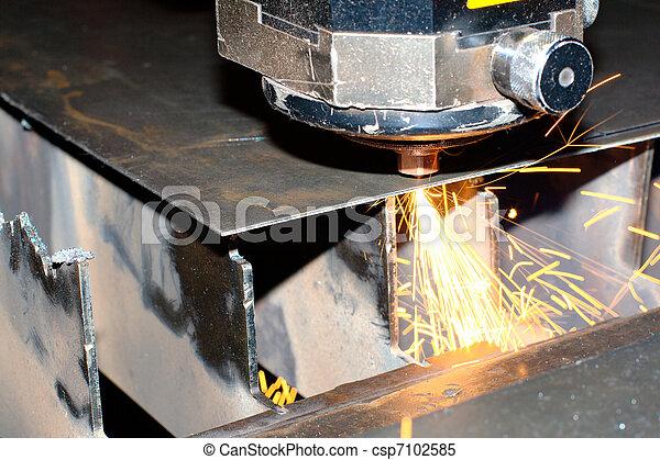 láser industrial - csp7102585