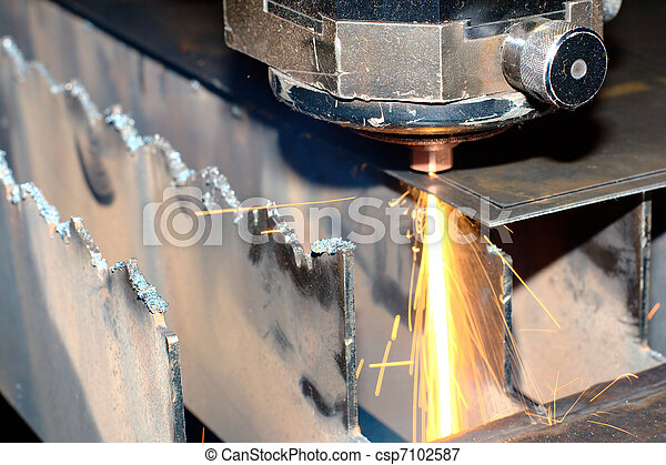 láser industrial - csp7102587