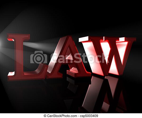 La ley - csp5003409
