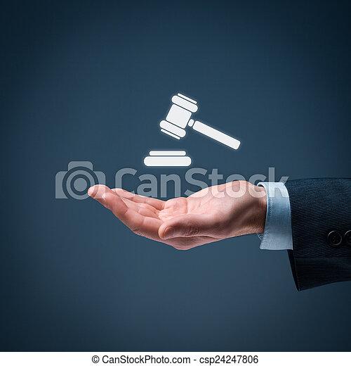 Servicios legales - csp24247806