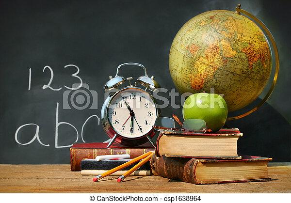 Libros de la vieja escuela - csp1638964
