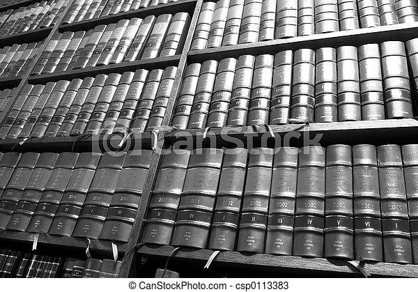 Libros legales número cinco - csp0113383