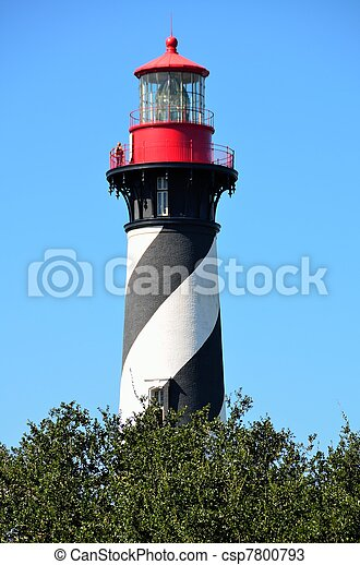 Lighthouse - csp7800793