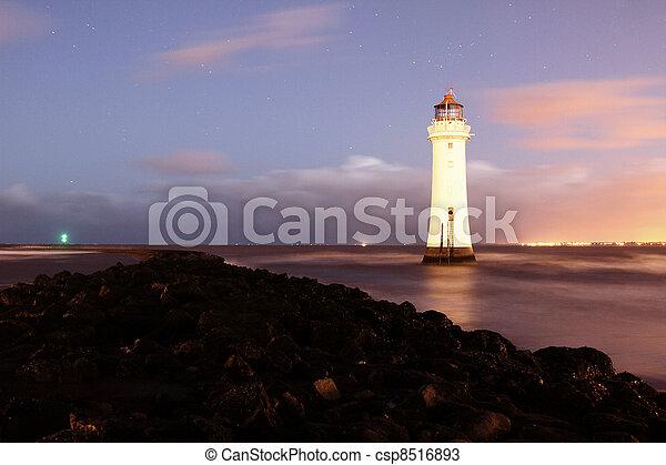 Lighthouse - csp8516893